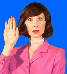 Deven Green as Mrs. Betty Bowers, America's Be...