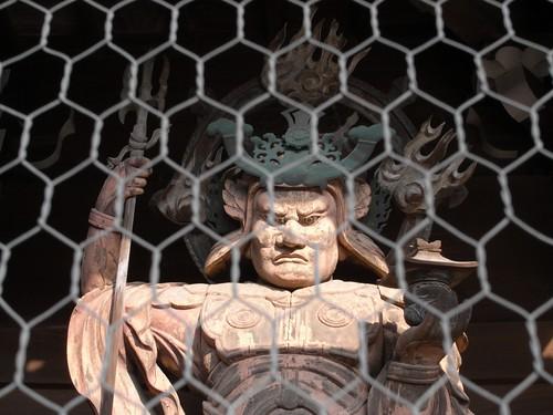 粉河寺(中門)-14
