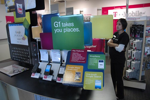 ShopSavvy - T-Mobile in-store kiosk by you.
