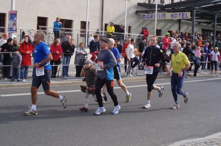Drážďanský maraton a ta naše povaha česká