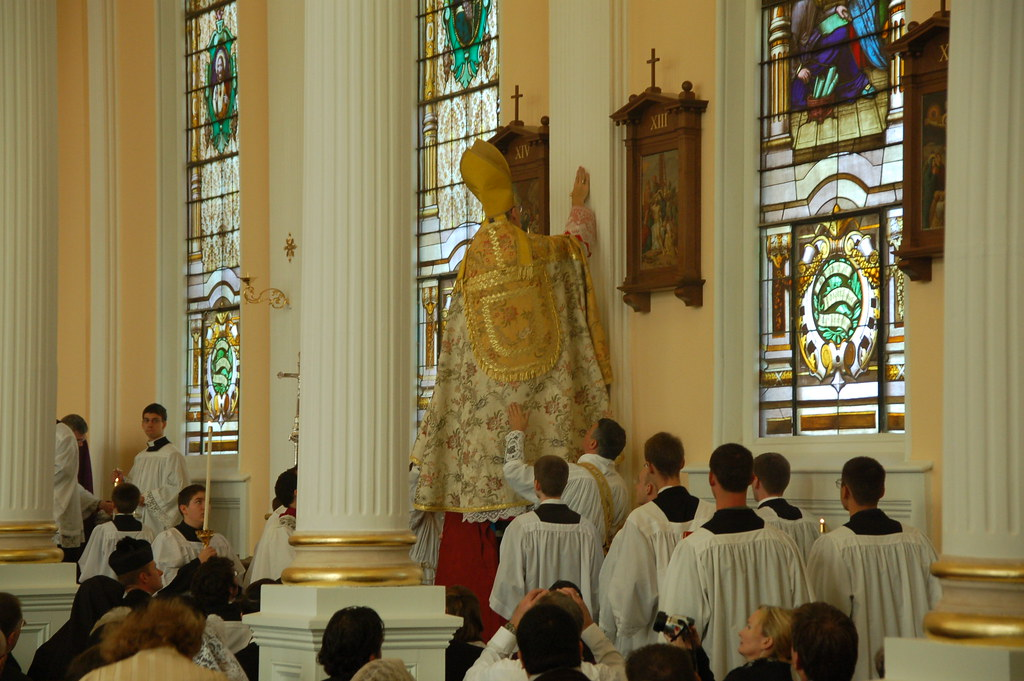 Consecration of Old St. Pat's 222