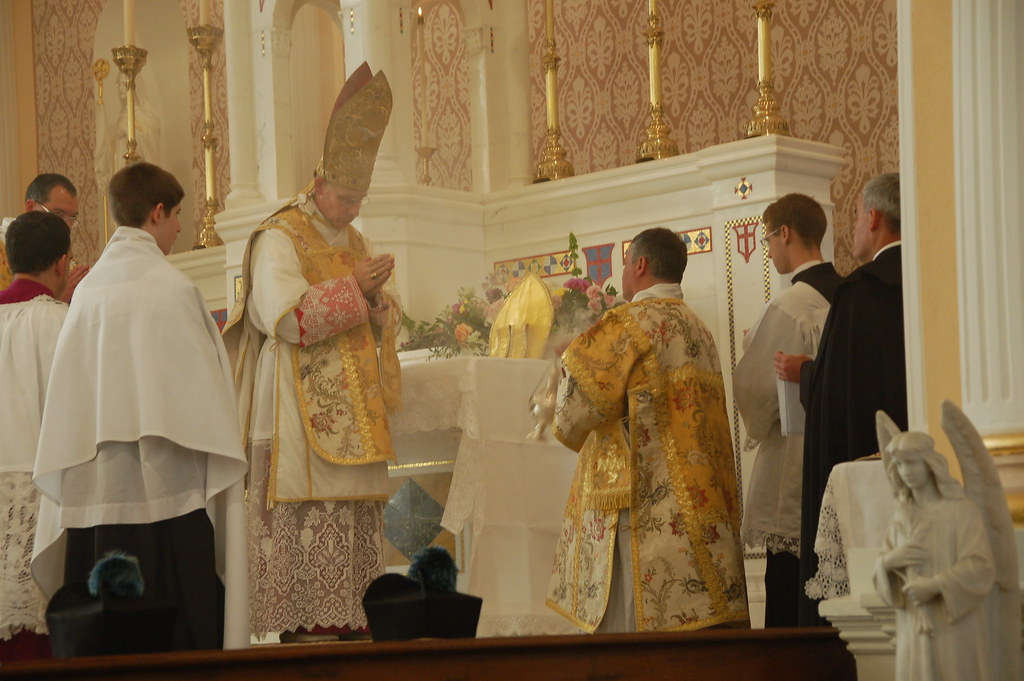 Consecration of Old St. Pat's 294
