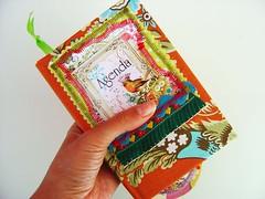 [ escala A6 ] ( Atelier Encantado ) Tags: bird vintage calendar diary feitomo pssaro oldphotos agenda fabrics tecidos fitas fotosantigas diarys gales agendas handmde atelierencantado