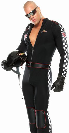 sexy racecar driver