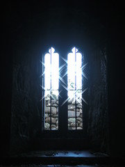 The Shining (xSnapShotx) Tags: light church window twinkle