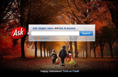 ask halloween theme