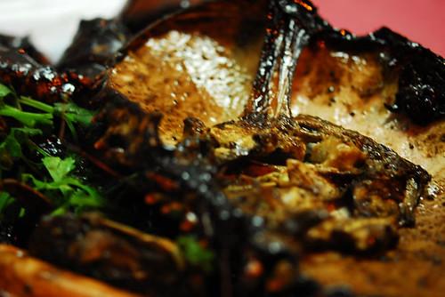 Black pepper crab roe - DSC_4195