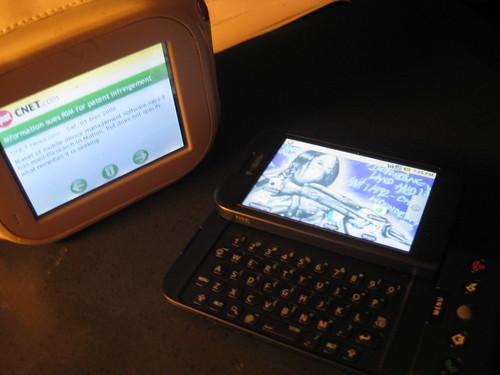 gadgets!