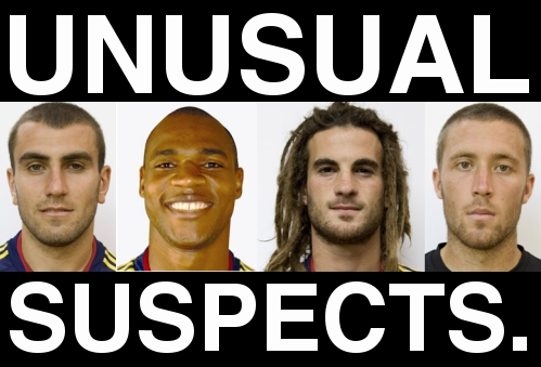 UnusualSuspects