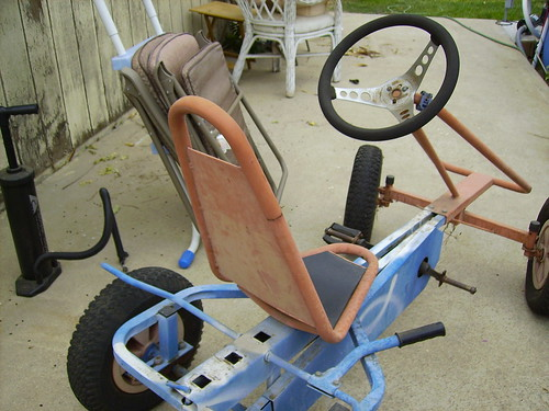 Before: Pedal Go Kart