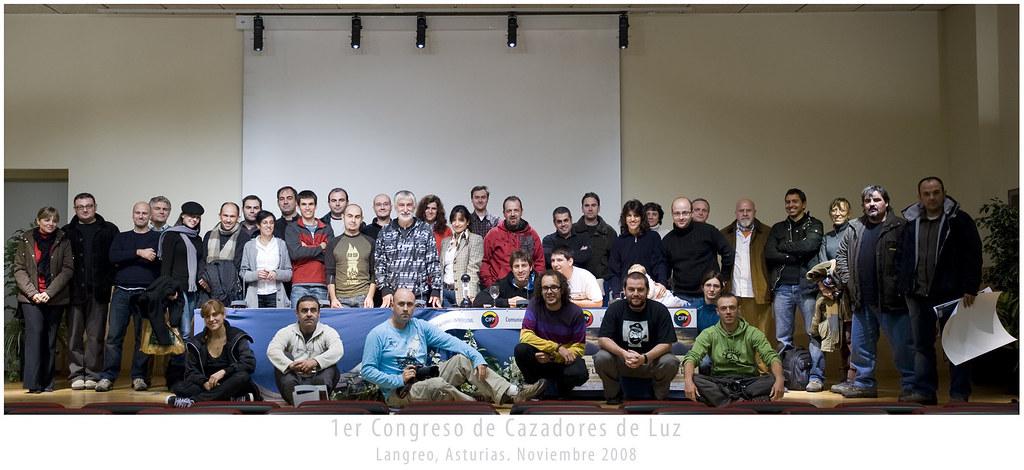 1er Congreso de Cazadores De Luz