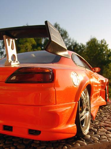 Nissan Silvia S15 1:12