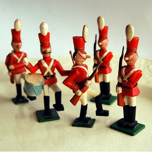 Babes in Toyland Disneykins Disney Vintage Toy Soldier by Marx, 1961