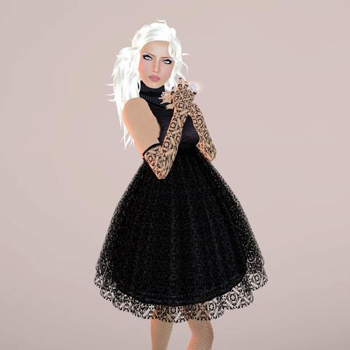 Sn@tch Glory Dress by you.