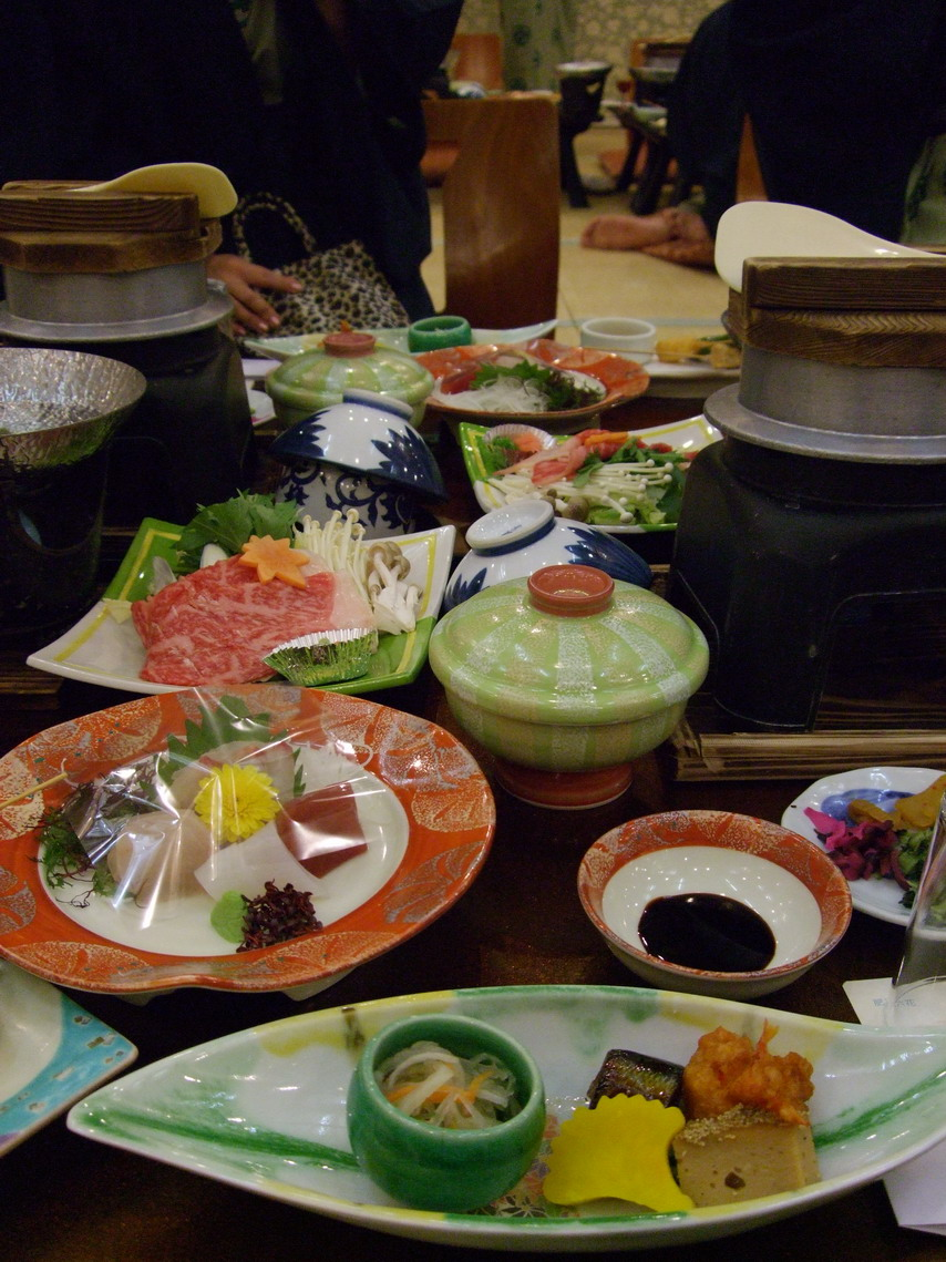 阿蘇PLAZA-晚餐