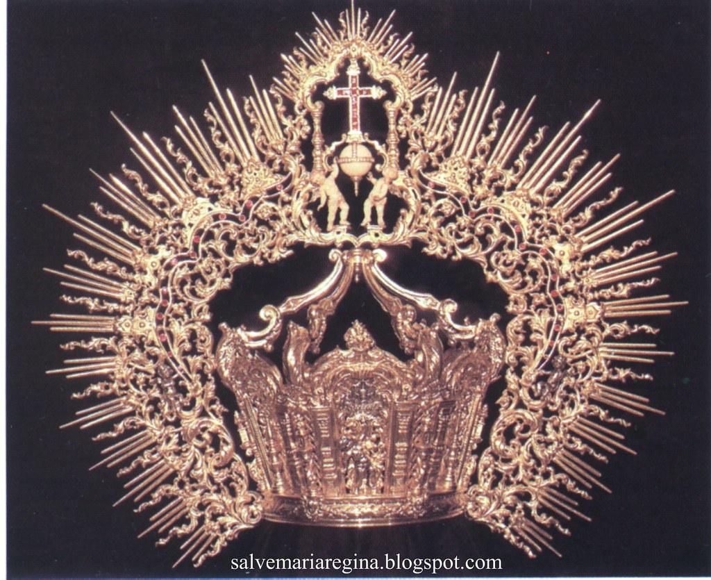 Corona de Ntra. Sra. de la Amargura. Cádiz.