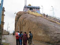 Uchi Pilliyar Temple in Trichy Rockfort (Raju's Temple Visits) Tags: favourite trichy rockfort theppakkulam thayumanavaswamy uchipillaiyar