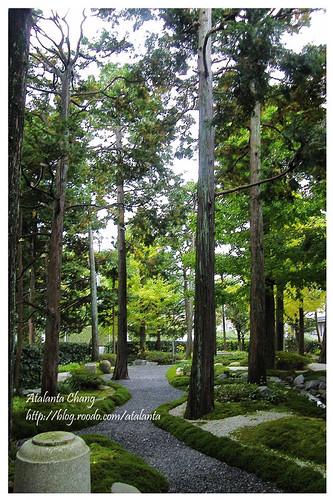 日本京都泉屋博古館庭院