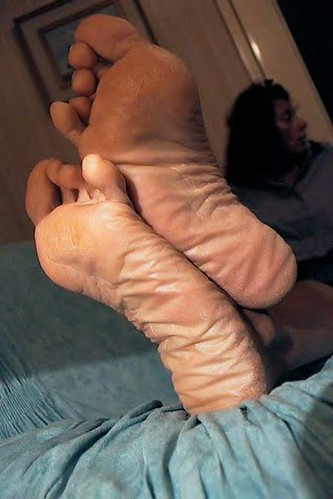 Mature wrinkles and soles