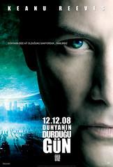 Dünyanın Durduğu Gün / The Day The Earth Stood Still (2008)