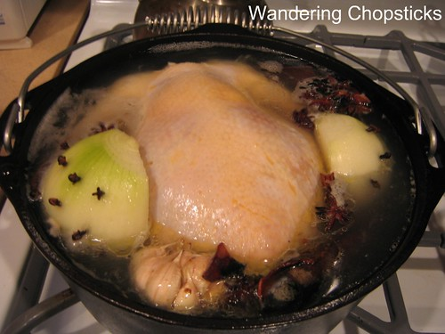 Pho Ga (Vietnamese Chicken Noodle Soup) 4
