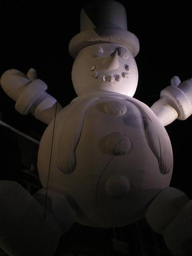 Sinister Snowman