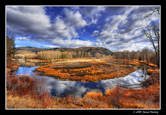 River Bend (James Neeley) Tags: nature landscape montana darby hdr bitterrootriver 5xp mywinners worldbest jamesneeley