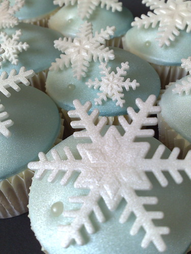 Frosted SnowFlakes
