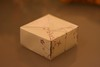 Our Origami Wedding Favour Box