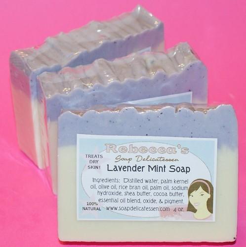 Lavender Mint Soap