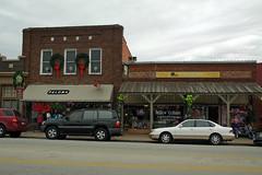 Grapevine, Texas (stevesheriw) Tags: texas grapevine tarrantcounty nationalregisterofhistoricplaces grapevinecommercialhistoricdistrict 97000444 2008stevenmwagner