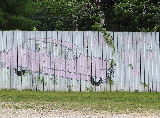Pink Cadillac Drive-In