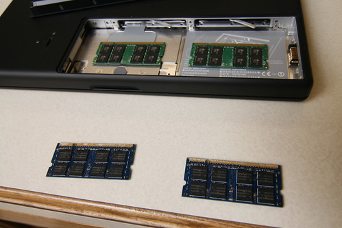 MacBook Memory Upgrade - 11