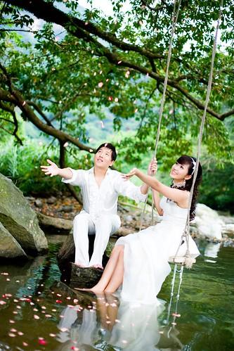 美麗的婚紗照013