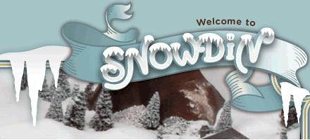 Snowdin - Grab Your 3D Glasses and Explore This A Magical Land 1