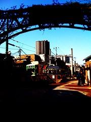 TODEN MINOWABASHI STATION