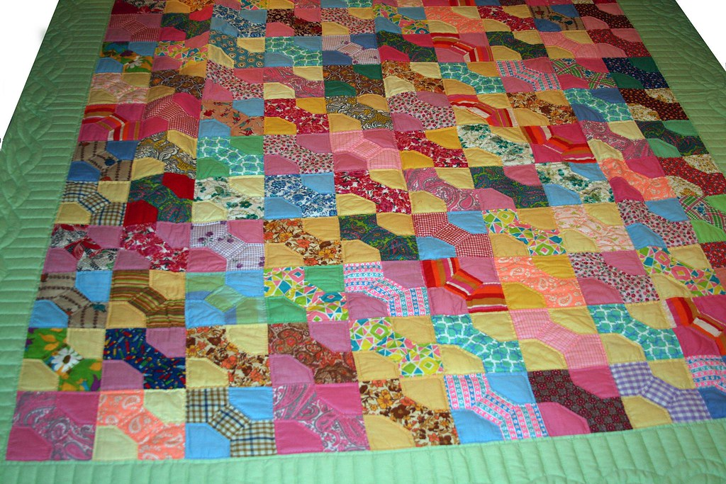 Grandma's Quilt -- For My Sister