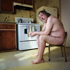 A stranger 53 year old (Benoit.P) Tags: portrait man color art nude mood montral benoit mtl strangers stranger story troisrivieres mauricie couleur tr homme nue paille troisrivires benoitp benoitpaille storybehindcontest1