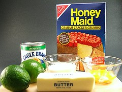 Lime Bar Fixins