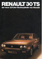 sales brochure ca. 1975  D (sonjasfotos) Tags: advertising renault werbung r4 r8 lkw r6 r30 r5 r10 r12 r17 r9 prospekt r18 salesbrochure r15 r20 r14 r11 r16