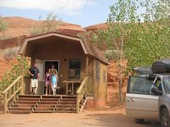 Gouldings cabin