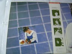 原裝絕版 1983年 中森明菜 BEST AKINA LP 黑膠唱片 原價  2800YEN 中古品 2