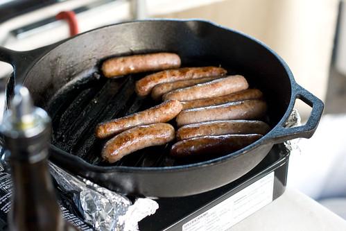 Bklyn Larder sausages