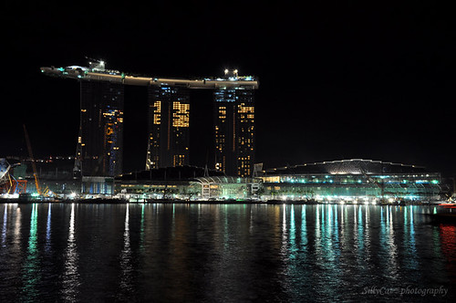 Marina Bay Sands, Singapore|濱海灣金沙賭場