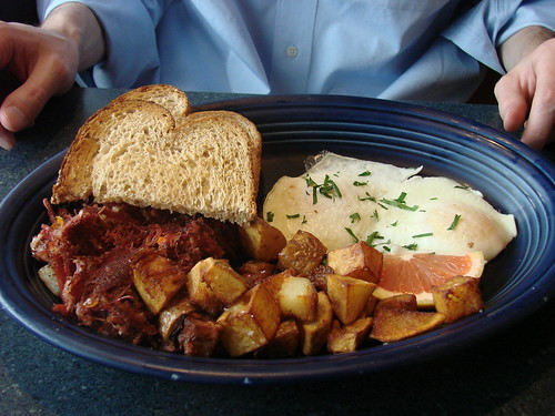 Corned Beef Hash from Hot Suppa