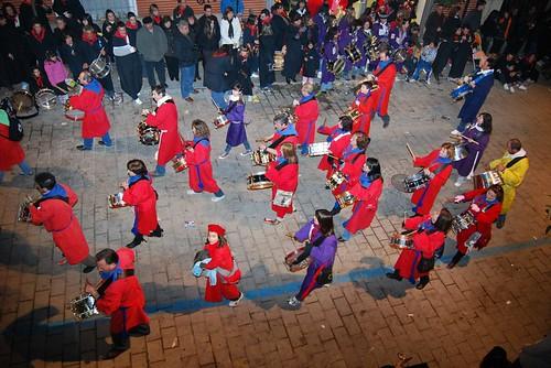 Desfile Jornadas Hellín - Tobarra