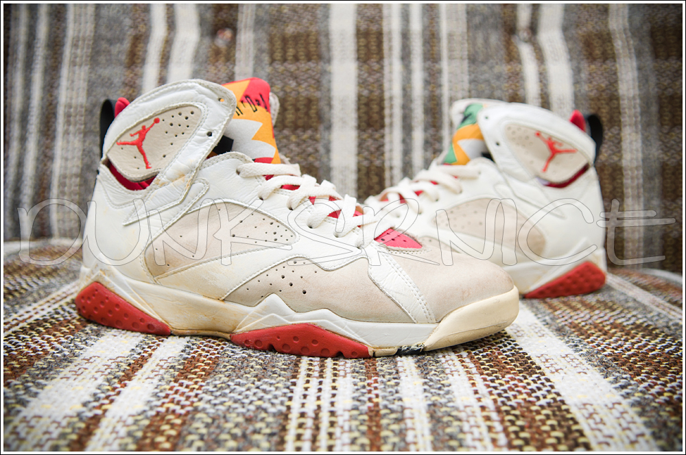 1991 Hare VII's.