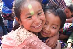 Children from El Rejon
