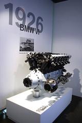 BMW VI Flugzeugmotor (1926) - BMW Museum