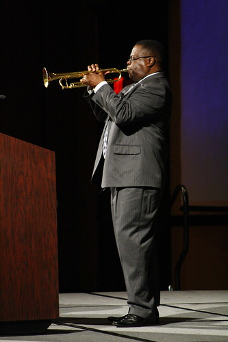 One State Together In The Arts | Orbert Davis